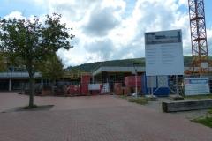 Mensaneubau und 4 KLassenzimmer am Schulzentrum