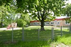 Interimskindergarten im Horbach Kapellenweg für St. Theresien und als mittelfristiger Platzpuffer
