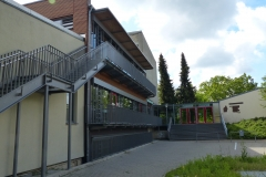 Neubau und Sanierung der Pestalozzi WRHS