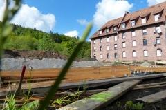 Neuer Betriebskindergarten in der Spinnerei entsteht