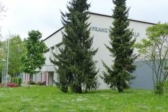 Fertigstellung der Sanierung der Franz Kuehn Halle