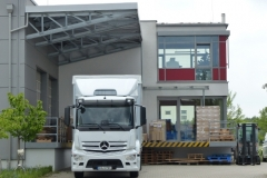Unterstützung bei der Erweiterung der Firma Rotech zum Ausbau der Arbeitsplätze
