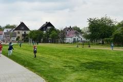 neuer großzügiger Spielschulhof der Grundschule