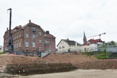 Neubau der Mehrzweckhalle in Schöllbronn seit 20 Jahre wurde eine Lösung gefunden