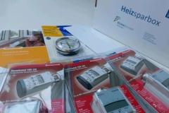 Heizsparboxen als Beispiel der Multiplikation im Umweltschutz prämiert vom Bundesumweltministerium