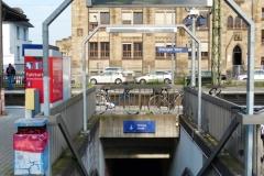 Gespräche mit der DB zur Herstellung der Barrierefreiheit am Bahnhof Ettlingen West