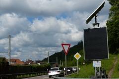 Neues Leitsystem zur Vermeidung von Staus in der Innenstadt