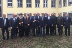 Oberbürgermeister des Sprengels in Bruchsal
