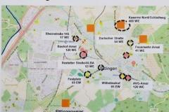 Entwicklung Wohngebietsflächen